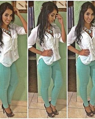 17 Best ideas about Pastel Pants on Pinterest | Light pink pants ...