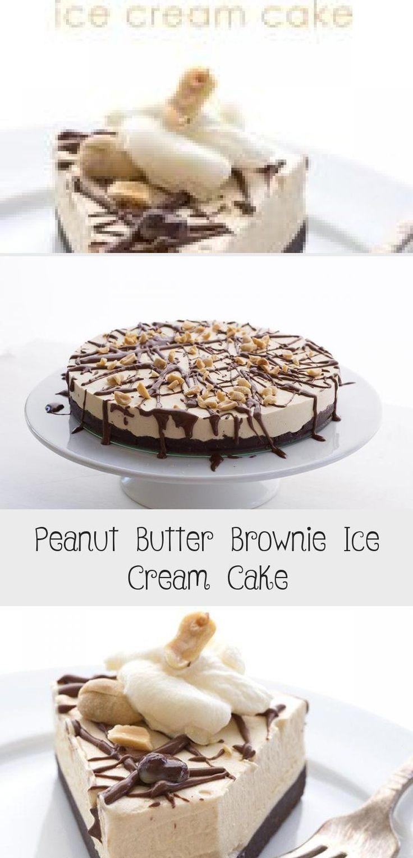Happy summer this creamy no churn ice cream cake is low