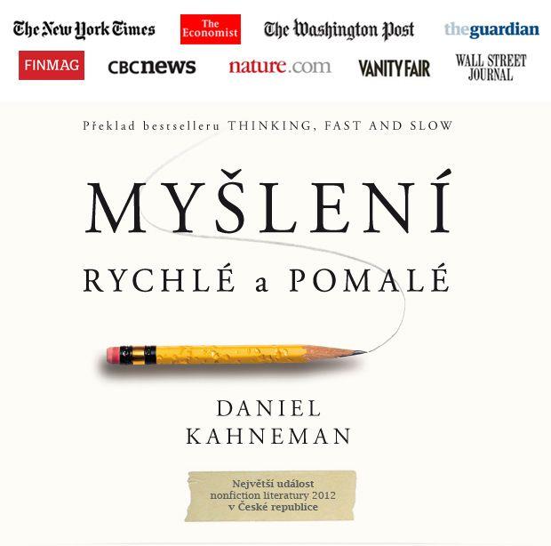 Myšlení, rychlé a pomalé | Jan Melvil Publishing