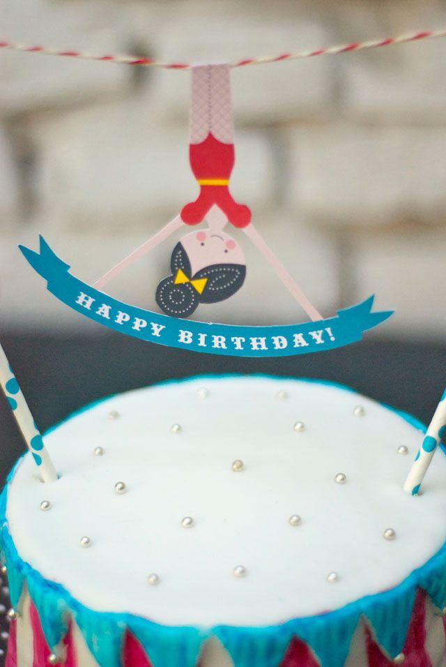 Die 25 besten ideen zu party dekorationsideen auf for Zirkus dekoration