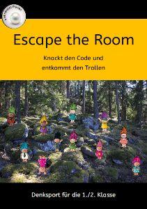 Gruppenspiel: Escape the Room mit Denksport für die 1./2. Klasse