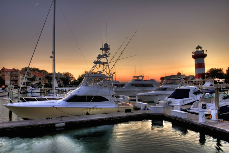 Public Docks Hilton Head Island