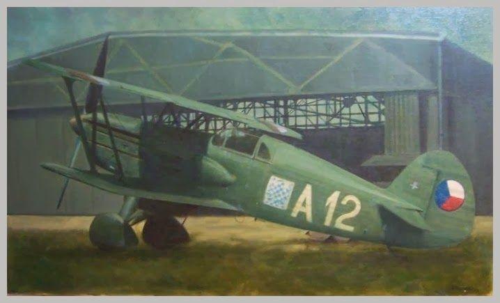 Borbeni avioni: Avia B-534