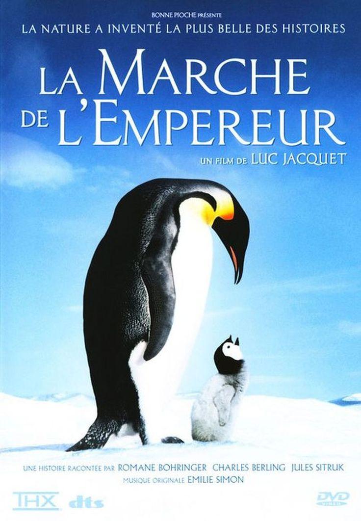 """La Marche de L'Empereur (2005) """"A Marcha dos Pinguins"""""""