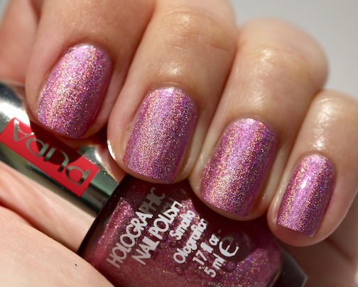 037 Holographic Pink (Limited edition S/S 2012)