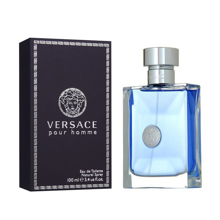 The new fragrance for men, Versace Pour Homme, blends essential ingredients of Mediterranean origin to hit aromatic notes that match the man of today: knowledgeable and self-confident, he has the abil