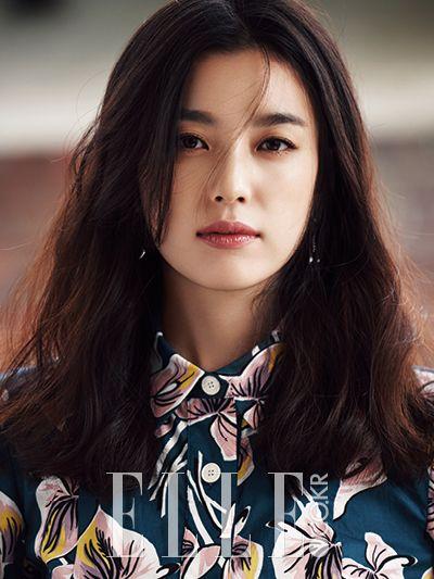 Han Hyo-joo // Elle Korea