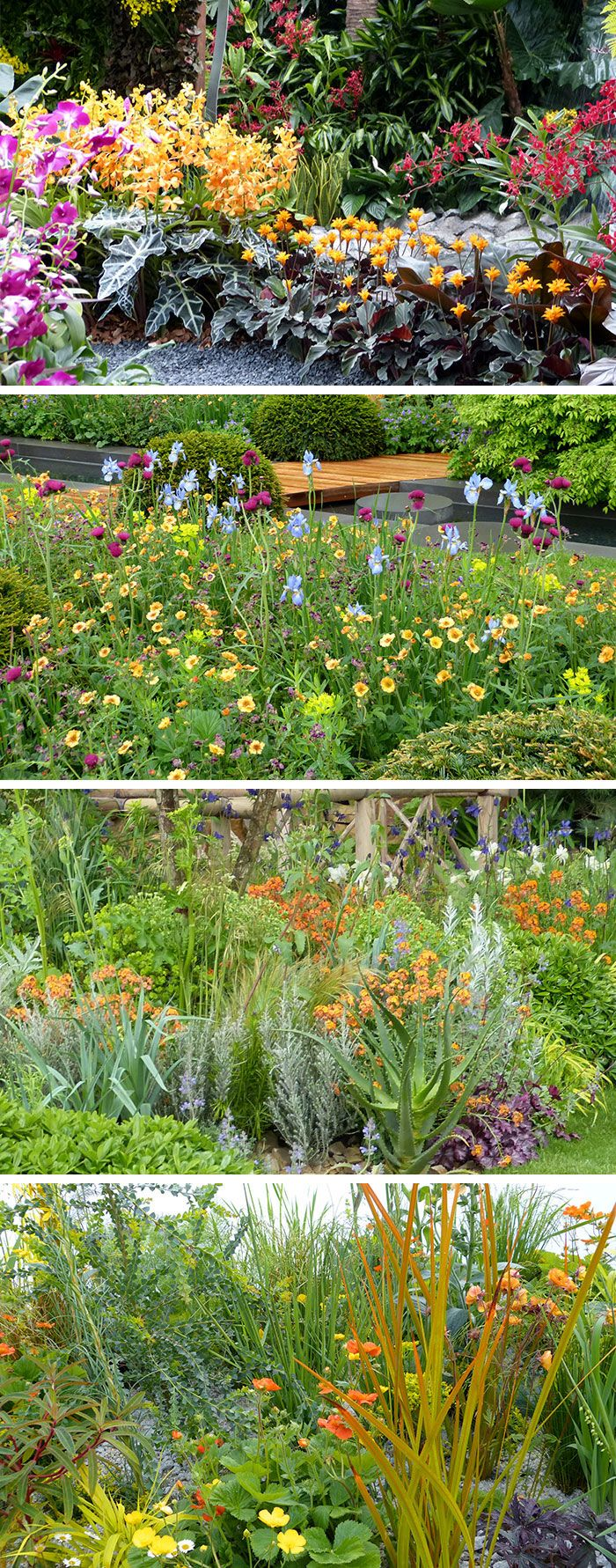 the top 10 trends from the chelsea flower show 2015 - Garden Design Trends 2015