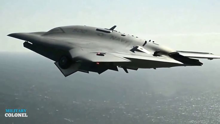 Exclusive : US Navy X-47B Drone stealth aircraft be born again