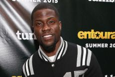 Kevin Hart performs impromptu show at Carolines On Broadway