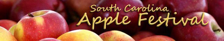 - South Carolina - 2013 South Carolina Apple Festival, September 6 & 7, 2013  ~ Westminster, SC