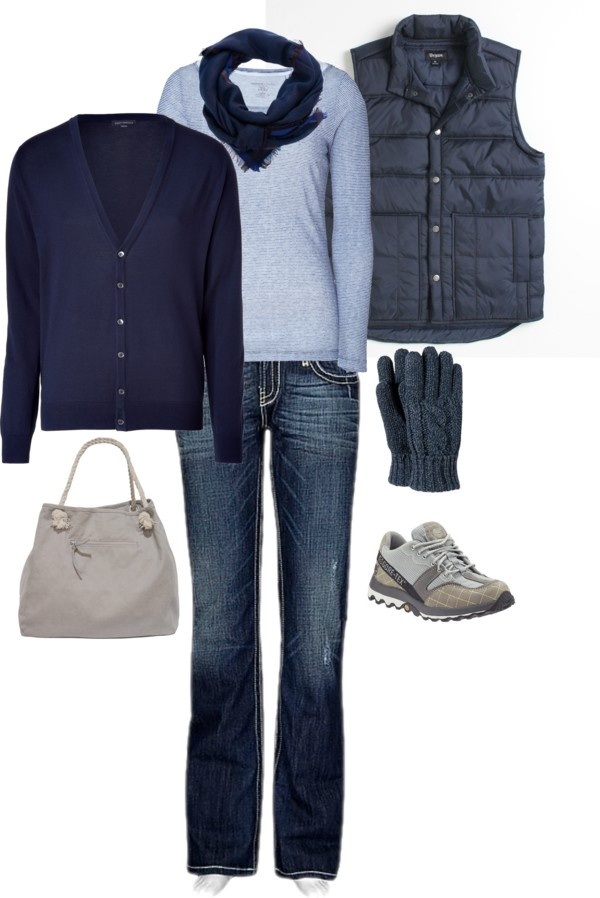 Football game cozy, created by mechurch on Polyvore