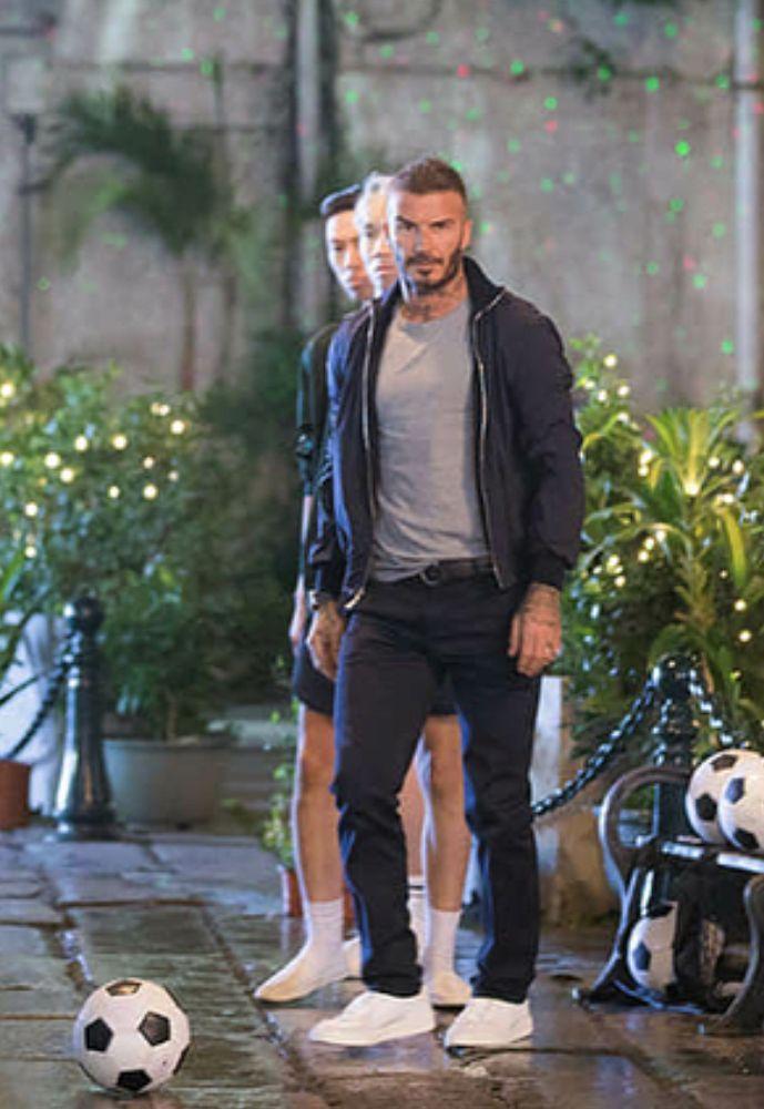 Pin On David Beckham Style