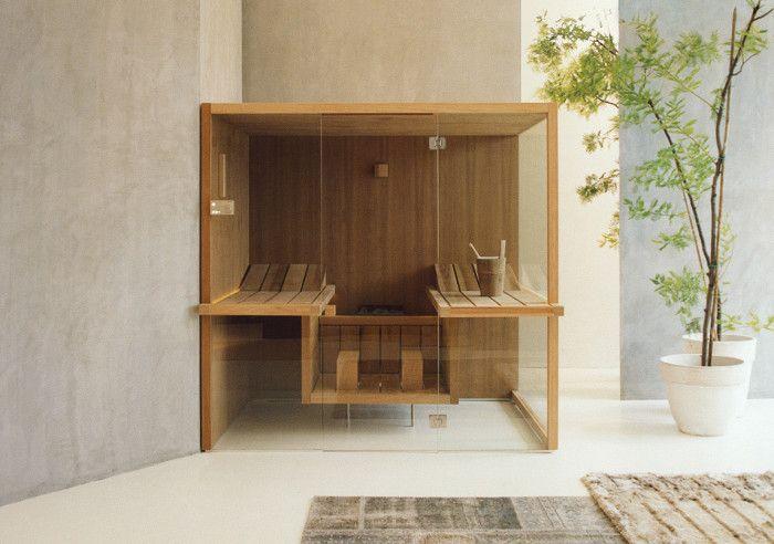 Produzione e vendita saune e bagni turchi per casa e per spazi pubblici. Tradizione e innovazione convivono in prodotti di design dedicati al benessere.