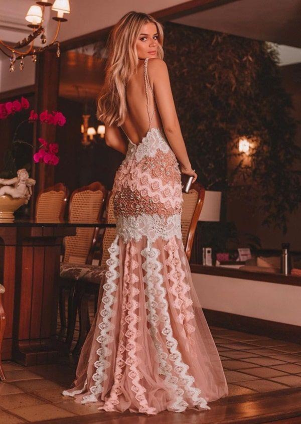 OS VESTIDOS DE FESTA DA THÁSSIA NAVES - Pronta pra Festa in 2019 | Casual dress outfits, Fashion dresses, Fashion