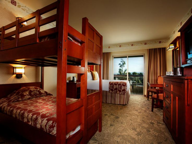 Anaheim Ca Hotels With Bunk Beds