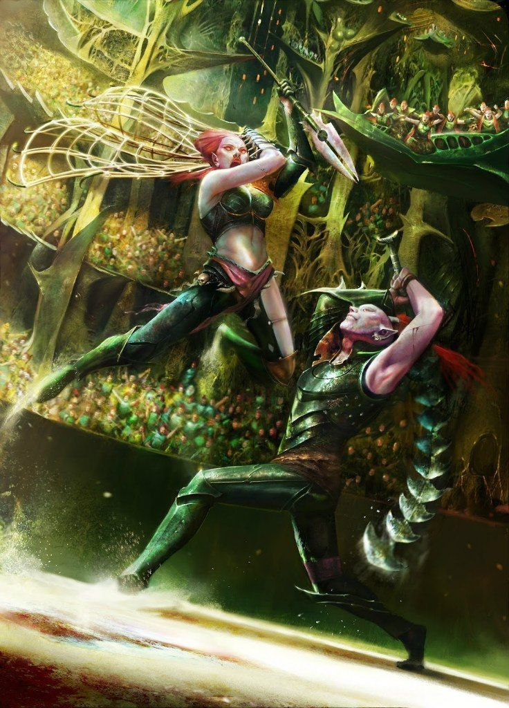 Drukhari In The Arena Warhammer40k Pinterest Dark Eldar Dark