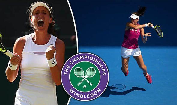 Will Johanna Konta win Wimbledon? Latest odds