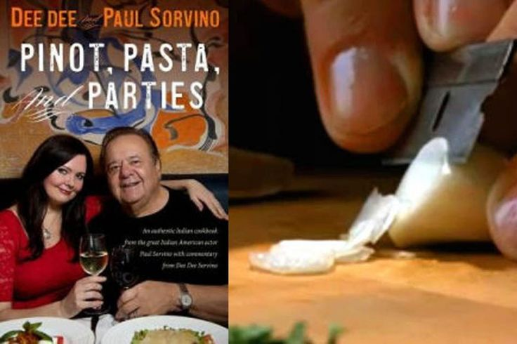 Paul Sorvino and wife publish Italian Cookbook with nod to Goodfellas