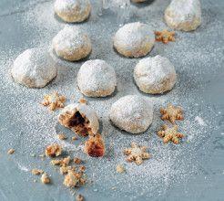 Choc-chip Snowballs #Dessert #Recipe #SouthAfrica