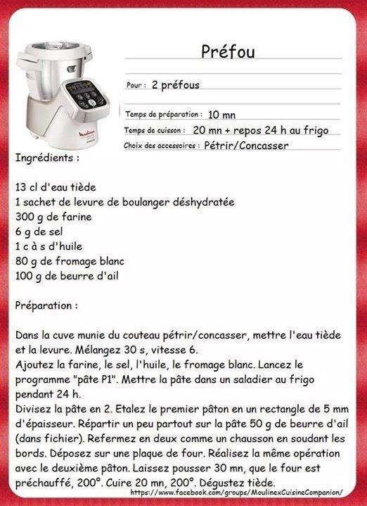 LES ENTRÉES | recette companion 02100 | Page 4