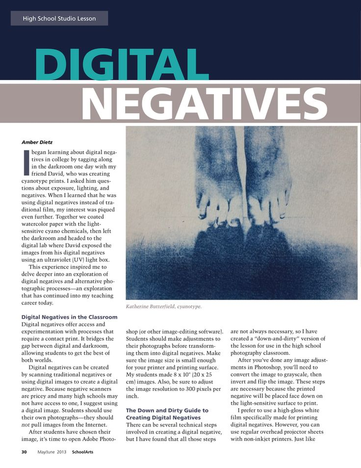 Digital Negatives _ photography #cyanotype #DigitalNegative