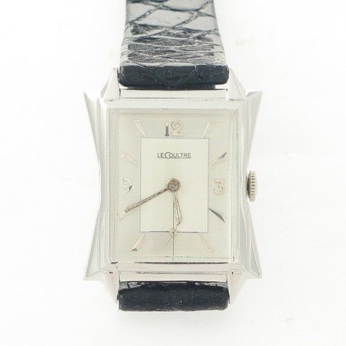 A Vintage Jaeger Le Coultre white gold watch. Circa 1950's #Rutherford #Melbourne