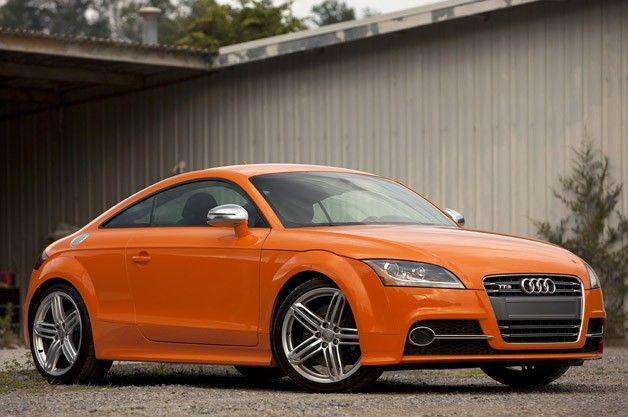 2012 Audi TTS: 2012 Audi, Orange, Visit Audi, Cars And, Audi Tts, Audi Hunt'S, Beautiful Cars, Cars Dealer, Dreams Cars
