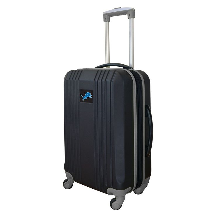 NFL Detroit Lions 21 Hardcase Two-Tone Carry-On Spinner