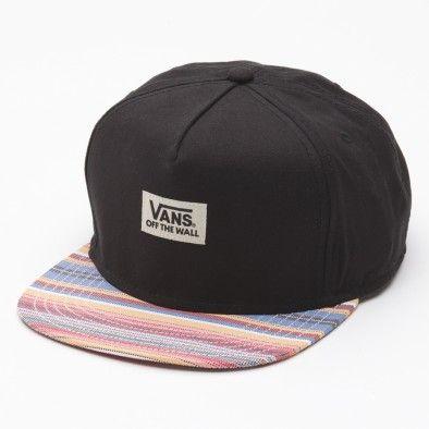 Cap Vans Walmer Snapback Mens