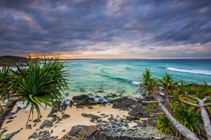 Cabarita Beach - New South Wales - Australia - photo Isaac Schiller