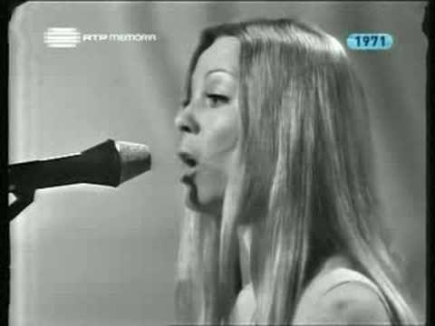 Festival RTP 1971 - Tonicha - Menina