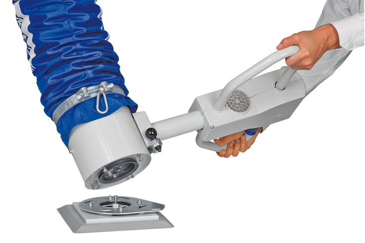 Podnośnik podciśnieniowy do przenoszenia ręcznego