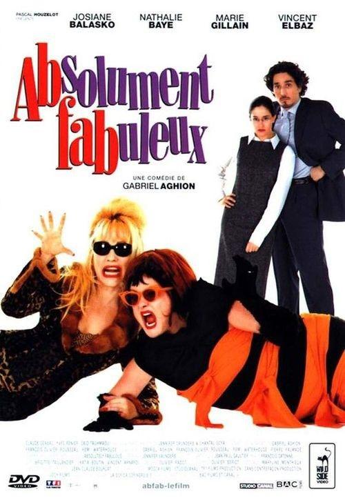 Absolutely Fabulous Full Movie Online 2001