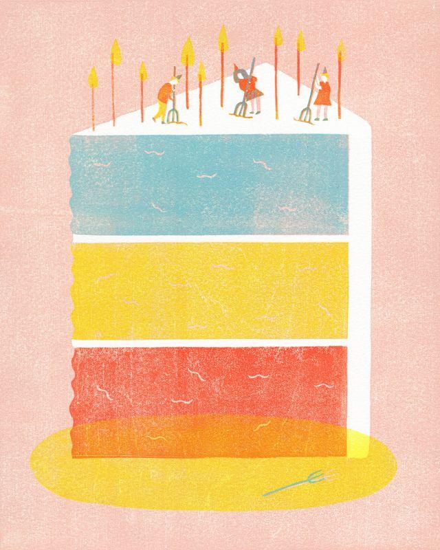 The Cake Art Studio Atherstone : 240 best BIRTHDAY images on Pinterest Cake illustration ...