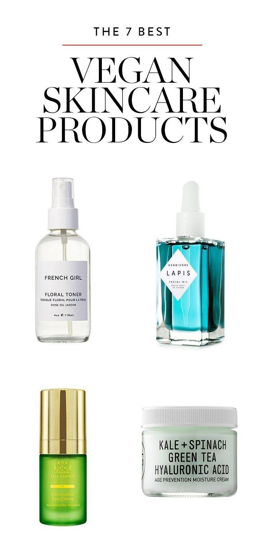 The 7 Best Vegan Skin Care Products Best Vegan Skin Care Anti