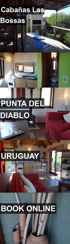 Hotel Cabañas Las Bossas in Punta del Diablo, Uruguay. For more information, photos, reviews and best prices please follow the link. #Uruguay #PuntadelDiablo #CabañasLasBossas #hotel #travel #vacation