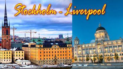 blogdetravel: Dublu city-break: Stockholm - Liverpool