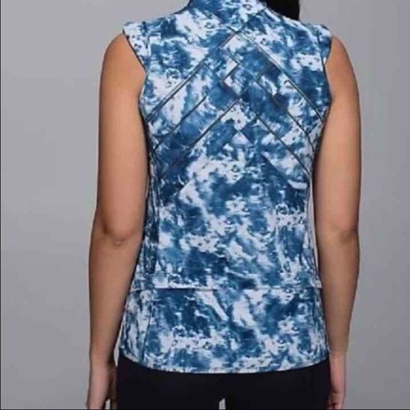 Lululemon Light Speed Vest New with tags size 8 - also have this in size 4 lululemon athletica Jackets & Coats Vests