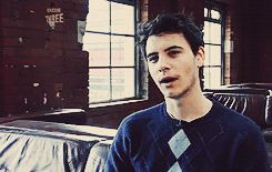 Harry Lloyd Daily, Doctor Who Confidential: Harry Lloyd requested...  Gif collection