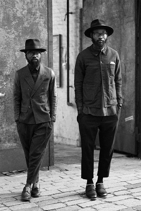 Sam Lambert and Shaka Maidoh | art comes first