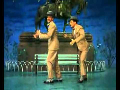 Fred Astaire and Gene kelly are the original pranksters