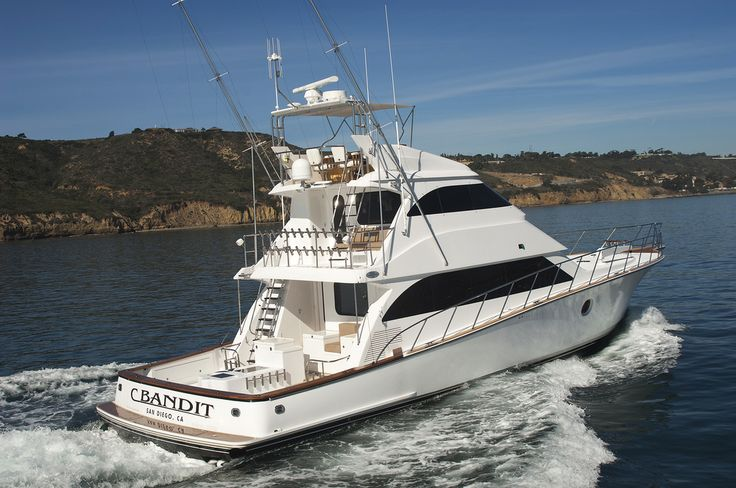 Best 25 fishing yachts ideas on pinterest deep sea for Sport fishing boats