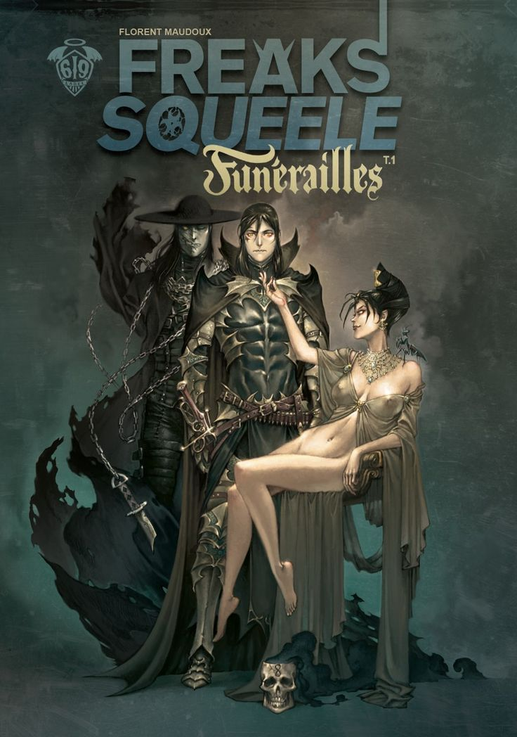 Preview Freaks' Squeele - Funérailles 1. Fortunate Sons