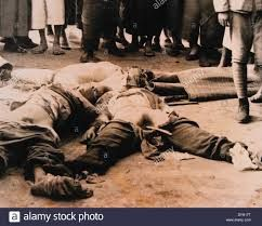 """Not true!....Not victims of the so called """"Nanking Massacre"""" but apparently the results of the Tongzhou Mutiny of July 1937...Chinese soldiers attacked, killed, raped and mutilated more than 250 Japanese, Chinese and Korean civilians. The desecration of the female body with a stick is a well known Chinese custom. Japan finally abandoned its Non-Expansion Policy on 17th. Aug.1937"""