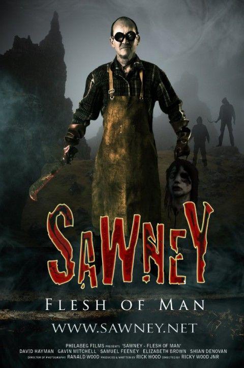 Sawney, Flesh of Man (2012) GB Horror David Hayman. US title: Lord of Darkness. (3/10) 09/08/16