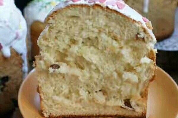 Кулич на сметане - вкусно быстро просто и очень красиво: аромат словами не передаётся  http://lovelyspoon.ru/pasha-na-smetane/