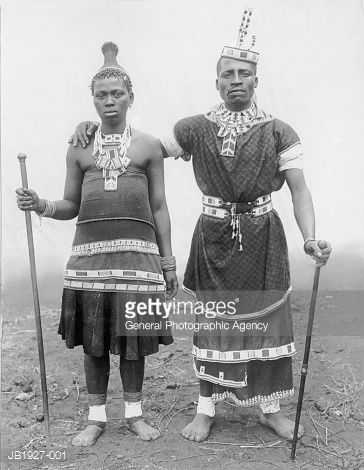 Zulu Couple
