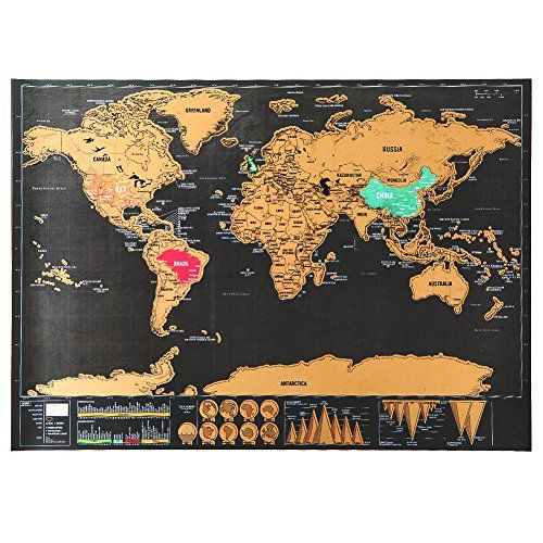 20 best scratch map images on pinterest cards scratch off and 20 best scratch map images on pinterest cards scratch off and world maps gumiabroncs Gallery