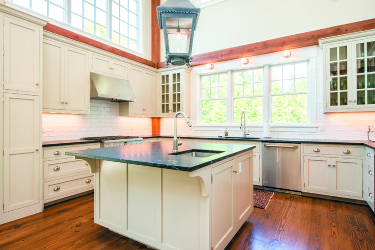 1000 ideas about post and beam on pinterest timber for Post and beam kitchen ideas